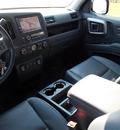 honda ridgeline 2010 black pickup truck rtl w navi gasoline 6 cylinders 4 wheel drive automatic 75606