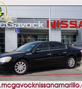 buick lucerne 2010 black sedan cxl 6 cylinders automatic 79119