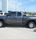 toyota tacoma 2015 magnetic gray prerunner 4 cylinders automatic 75569