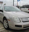 ford fusion 2008 lt  gray sedan s gasoline 4 cylinders front wheel drive other 77379