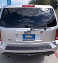 honda pilot 2015 silver suv lx gasoline 6 cylinders front wheel drive 5 speed automatic 75606