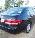 honda accord 2004 black sedan lx gasoline 4 cylinders front wheel drive 5 speed automatic 77539