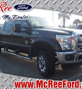 ford f 250 super duty 2013 brown lariat biodiesel 8 cylinders 4 wheel drive 6 speed automatic 77539