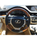 lexus es 2015 black sedan 300h 4 cylinders cvt 77546
