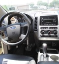ford edge 2007 tan suv sel gasoline 6 cylinders front wheel drive automatic 76108