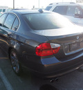 bmw 3 series 2006 dk  gray sedan 330i gasoline 6 cylinders rear wheel drive not specified 77539