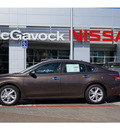 nissan altima 2015 brown sedan 2 5 sl gasoline 4 cylinders front wheel drive automatic 79119