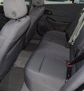 chevrolet malibu 2015 silver sedan ls gasoline 4 cylinders front wheel drive automatic 75067