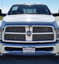 dodge ram 2500 2010 white slt diesel 6 cylinders 4 wheel drive 6 speed automatic 76520